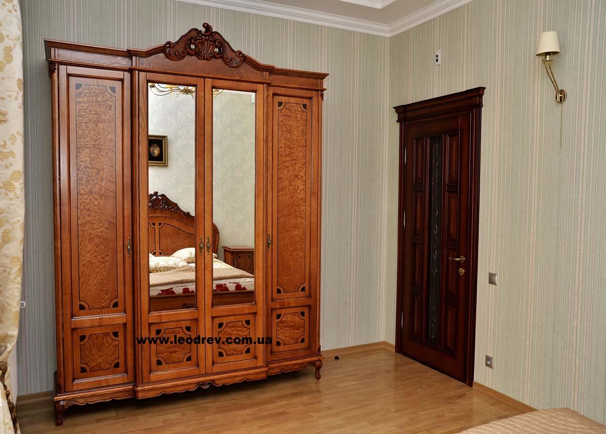 Www leodrev com ua ексклюзивн мебл та двер з натурального дерева